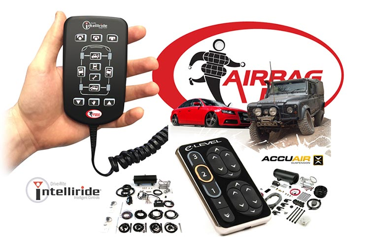 Airbag Man Air Control Auto Levelling